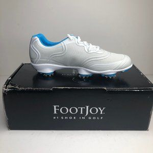 Footjoy Aspire Golf Shoes Off White Womens, 98895